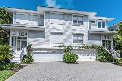 Collier County, Lee County, Charlotte County, Sarasota County, Manatee County Townhouse For Sale: 788 Beach View Drive