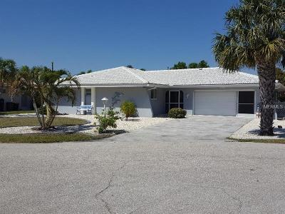 Punta Gorda Single Family Home For Sale: 2032 El Cerito Court