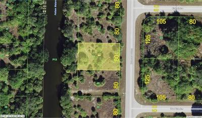 Port Charlotte Residential Lots & Land For Sale: 375 Ravenswood Boulevard