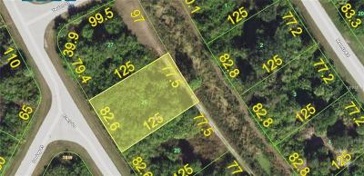 Port Charlotte Residential Lots & Land For Sale: 7154 Stacy Lane