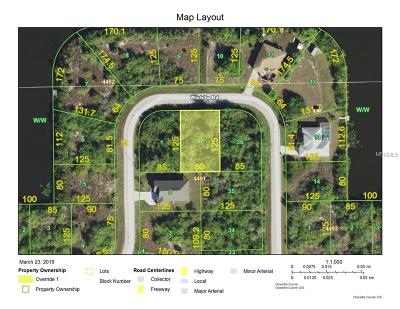 Port Charlotte Residential Lots & Land For Sale: 15115 Wichita Road