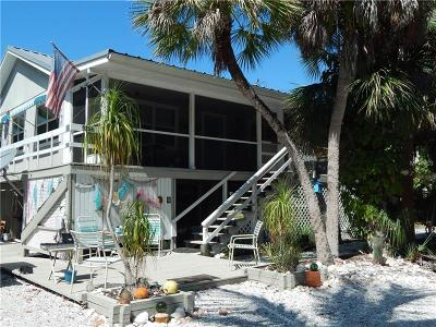 Single Family Home For Sale: 9266 Little Gasparilla Island