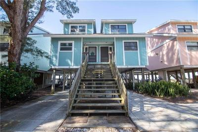 Placida Townhouse For Sale: 301 S Gulf Boulevard #3