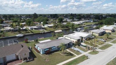 Port Charlotte Single Family Home For Sale: 144 Rodgers Avenue NE