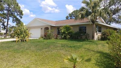 Englewood Single Family Home For Sale: 2624 Titania Road