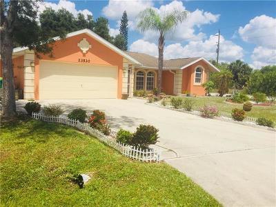 Single Family Home For Sale: 23530 Garrett Avenue