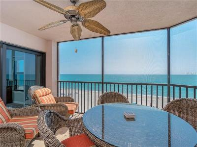 Englewood Condo For Sale: 1700 Gulf Boulevard #302
