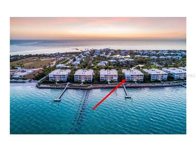 Boca Grande Condo For Sale: 835 Harborshore Dr #2