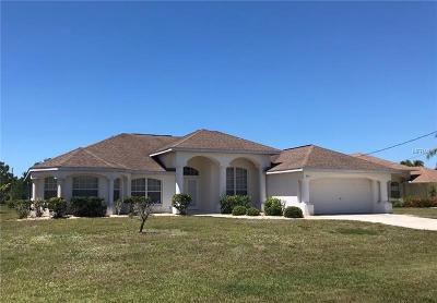 Rotonda West Single Family Home For Sale: 802 Boundary Blvd Boulevard