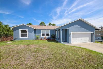 Port Charlotte Single Family Home For Sale: 12006 Helicon Avenue