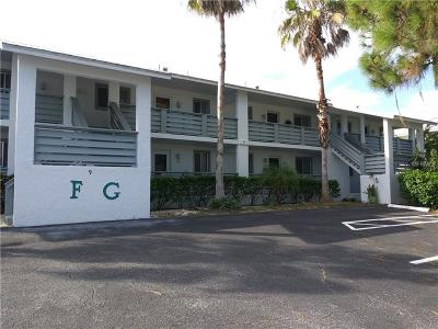 Englewood FL Condo For Sale: $120,000