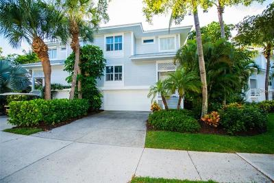 Boca Grande Townhouse For Sale: 772 Beach View Drive