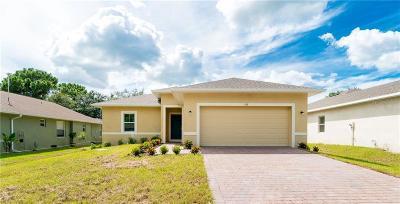 Rotonda West Single Family Home For Sale: 106 Boxwood Lane