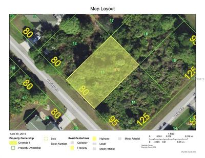 Residential Lots & Land For Sale: 5586 Montego Lane