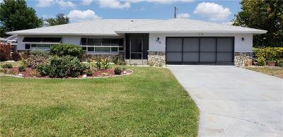 Englewood Rental For Rent: 916 Gasparilla Boulevard
