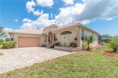 Port Charlotte Single Family Home For Sale: 13447 Chenille Drive