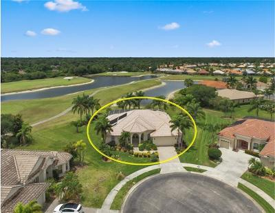 North Port Single Family Home For Sale: 3345 Bailey Palm Court
