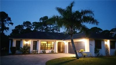 Port Charlotte Single Family Home For Sale: 18033 Edgewater Drive