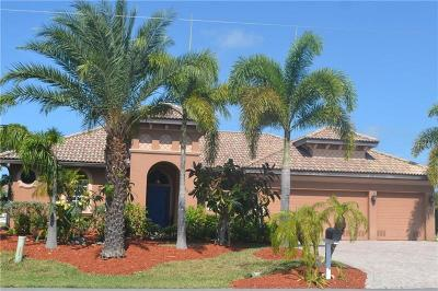 Port Charlotte Single Family Home For Sale: 9620 Miami Circle