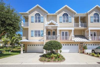 Townhouse For Sale: 10395 Longshore Road #37