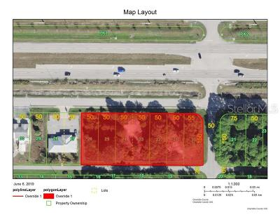 Englewood Residential Lots & Land For Sale: 3283-3293 S Access Road