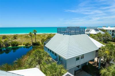 Boca Grande Single Family Home For Sale: 5000 Gasparilla Road #40