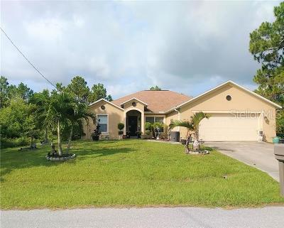 Port Charlotte FL Single Family Home For Sale: $270,000