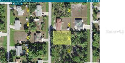 Englewood Residential Lots & Land For Sale: 7435 Clearwater Street