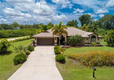 Charlotte County Single Family Home For Sale: 13703 Drysdale Avenue