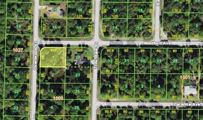 Port Charlotte Residential Lots & Land For Sale: 156 Overbrook Street