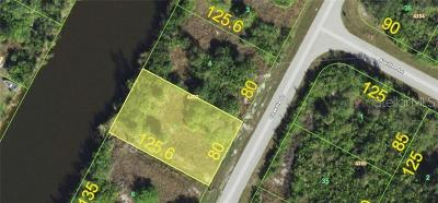 Port Charlotte Residential Lots & Land For Sale: 13415 Chenille Drive