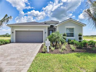Port Charlotte Single Family Home For Sale: 15097 Spanish Point Drive