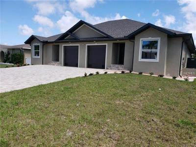 Port Charlotte Multi Family Home For Sale: 9276 Agate Street