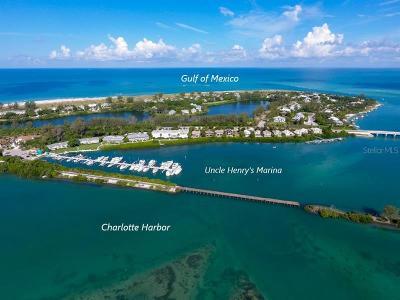Boca Grande, Placida Single Family Home For Sale: 5820 Gasparilla Road #Slip 24
