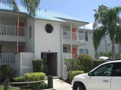 Port Charlotte Condo For Sale: 4410 Warren Avenue #410