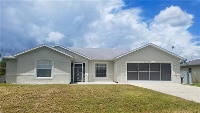 Single Family Home For Sale: 320 San Marino Avenue