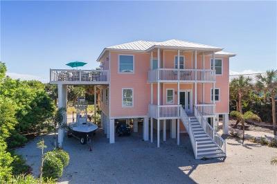 Boca Grande Single Family Home For Sale: 343 Gulf Boulevard