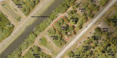 North Port Residential Lots & Land For Sale: Lot 10 Block 2167 Mansfield Circle