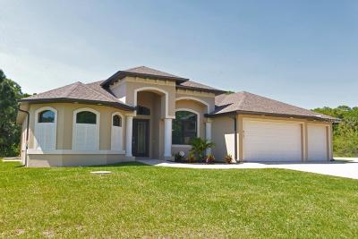 Placida Single Family Home For Sale: 50 Green Dolphin Drive N