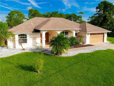 North Port Single Family Home For Sale: 5247 Fairlane Drive