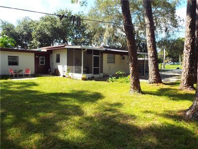 Single Family Home For Sale: 203 Palmetto Road W