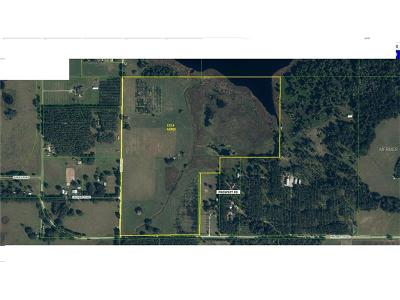 Pasco County Residential Lots & Land For Sale: 10834 Wirt Road
