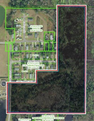 Dade City Residential Lots & Land For Sale: River Road