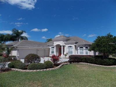 Dade City Single Family Home For Sale: 13245 Legends Trail