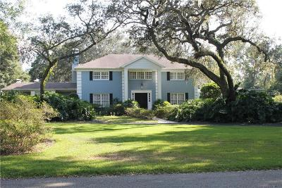 Dade City Single Family Home For Sale: 34902 Greensteele Road