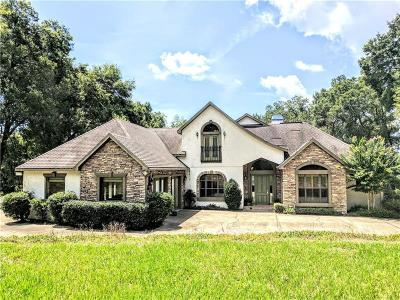 Dade City Single Family Home For Sale: 36304 Saint Joe Road