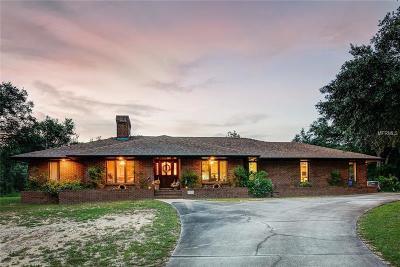 Ridge Manor Single Family Home For Sale: 6189 Fairway Drive