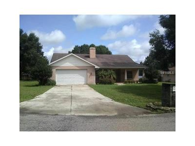 Polk City Single Family Home For Sale: 346 Bayberry Drive