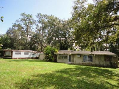 Zephyrhills Multi Family Home For Sale: 37834 Daughtery Road