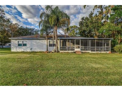 Dade City Single Family Home For Sale: 37547 Florida Avenue